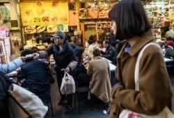 المركزي الياباني يبقي سياسته النقدية دون تغيير