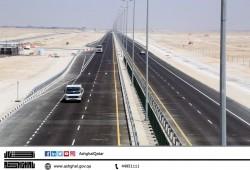 Ashghal opens Al Sheehaniya-Leatooriya Road to Traffic