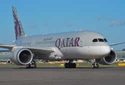 Baby's body found in the toilet of Qatar Airways plane
