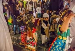 The celebration of the Garangao at Katara