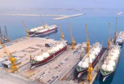 Indian and Bangladeshi men have been killed in Qatar's shipyard