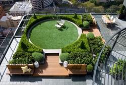 Let's Make Qatar Greener, Let's Create Roof Gardens