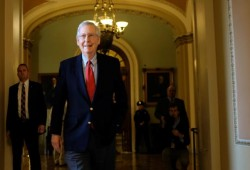 """""""الشيوخ"""" يقر إصلاحا ضريبيا هو الأول بعهد ترمب"""