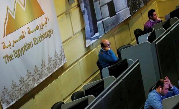 اعتقال نجلي مبارك يهوي بالبورصة لأدنى مستوى
