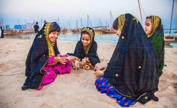 Qatar is the safest place for children in the Arab world