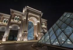 New York Times Considered Al Hazm Mall at Qatar World's Coolest Mall