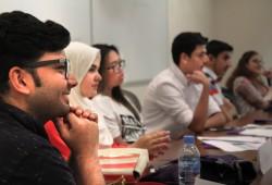 Doha High School Students Attend Summer Journalism Program At Northwestern