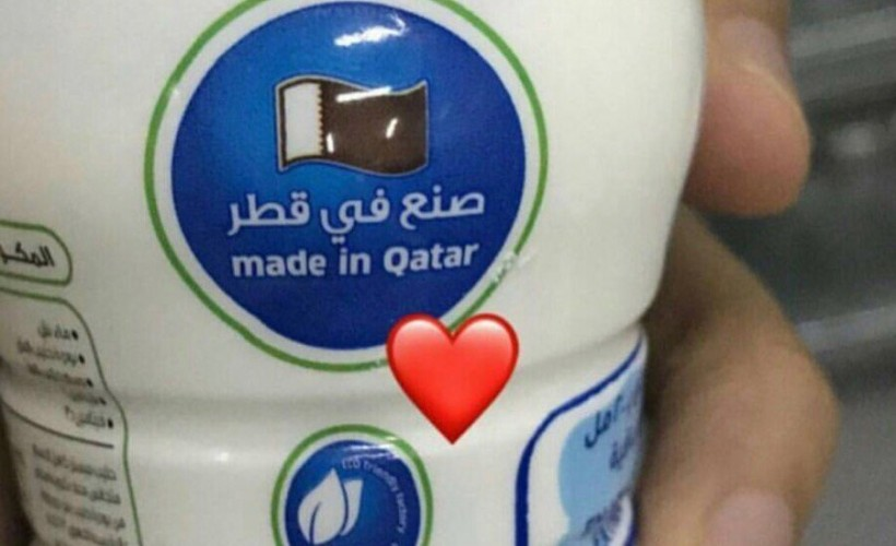 4,000 cows being flown to Qatar to boost dairy supply