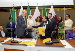 Abu Issa Holding Signs Partnership agreement with Tourvest