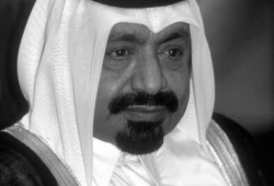 Qatar's former Emir has passed away