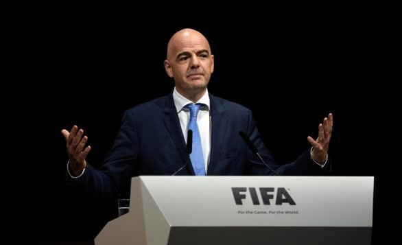 FIFA boss still confident about successful 2022 World Cup in Qatar