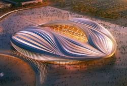 Al Wakrah Stadium deeply impresses delegation of French businesses