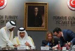 ارتفاع قياسي للصادرات التركية إلى قطر