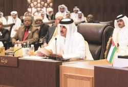 Emir: Palestinian cause remains at the forefront of our priorities