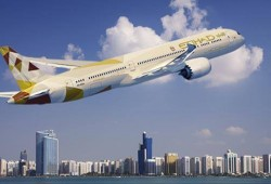 Victoria Falls is now in Qatar and Etihad Airways