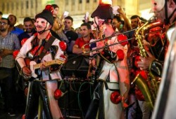 Two weeks festival in Souq Waqif